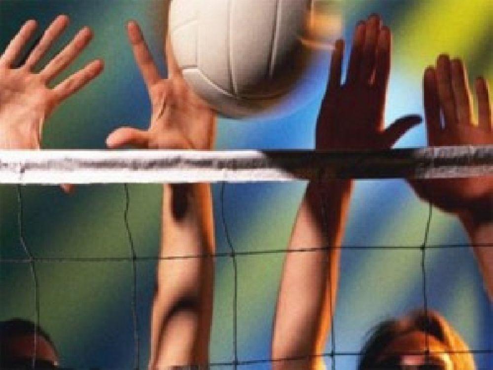 Волейболистки Феодосии победили