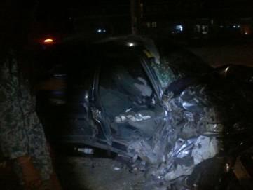 Два человека получили травмы в очередном ДТП под Феодосией (ФОТО)