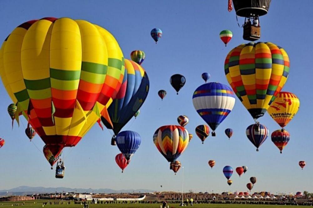 Фестиваль «Воздушное братство» соберет в Феодосии профессионалов и любителей полетов на монгольфьерах