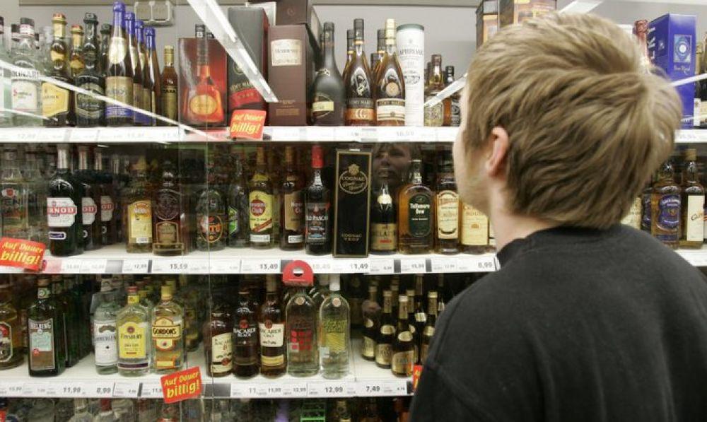 Запрет на продажу алкоголя введут в Керчи 1 сентября