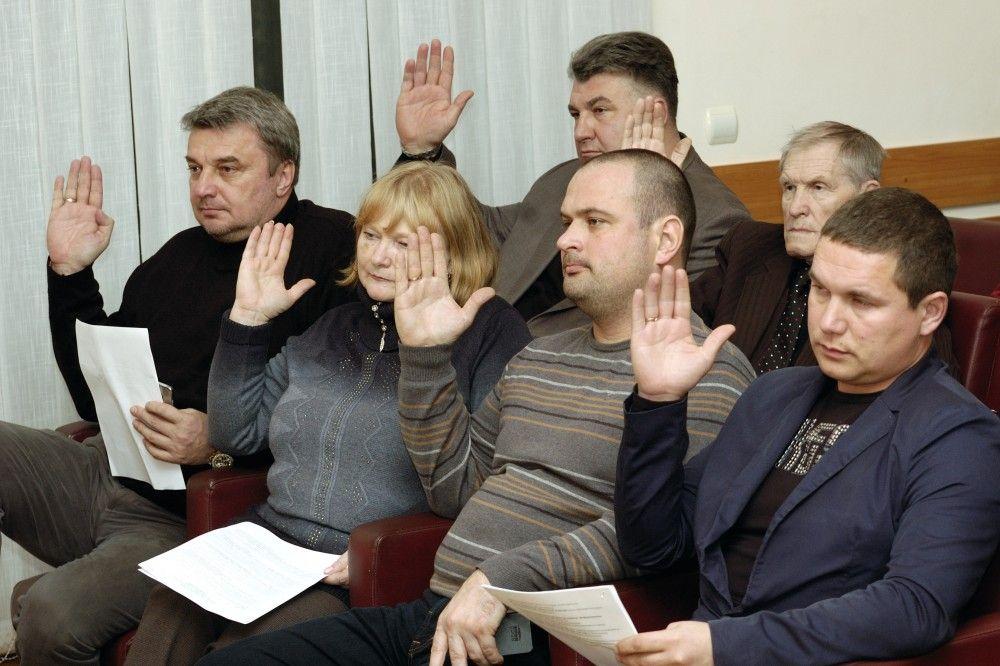 Депутаты Феодосийского горсовета разделились во мнениях