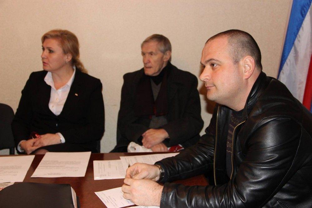 Большинство депутатов Феодосии поддержали кандидатуру Владимира Титаренко