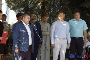 В Феодосии вспоминали о трагедии в Беслане
