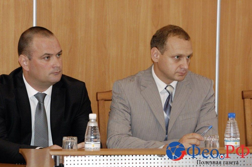 Новые руководители Феодосии рассказали о планах на месяц