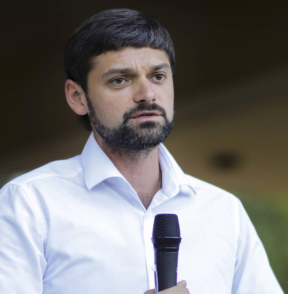 В Феодосии состоится отчетное собрание депутата Госдумы Андрея Козенко
