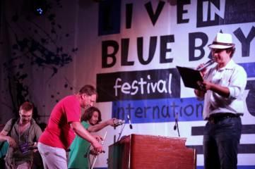 В Коктебеле отгремел IX джазовый фестиваль Live In Blue Bay
