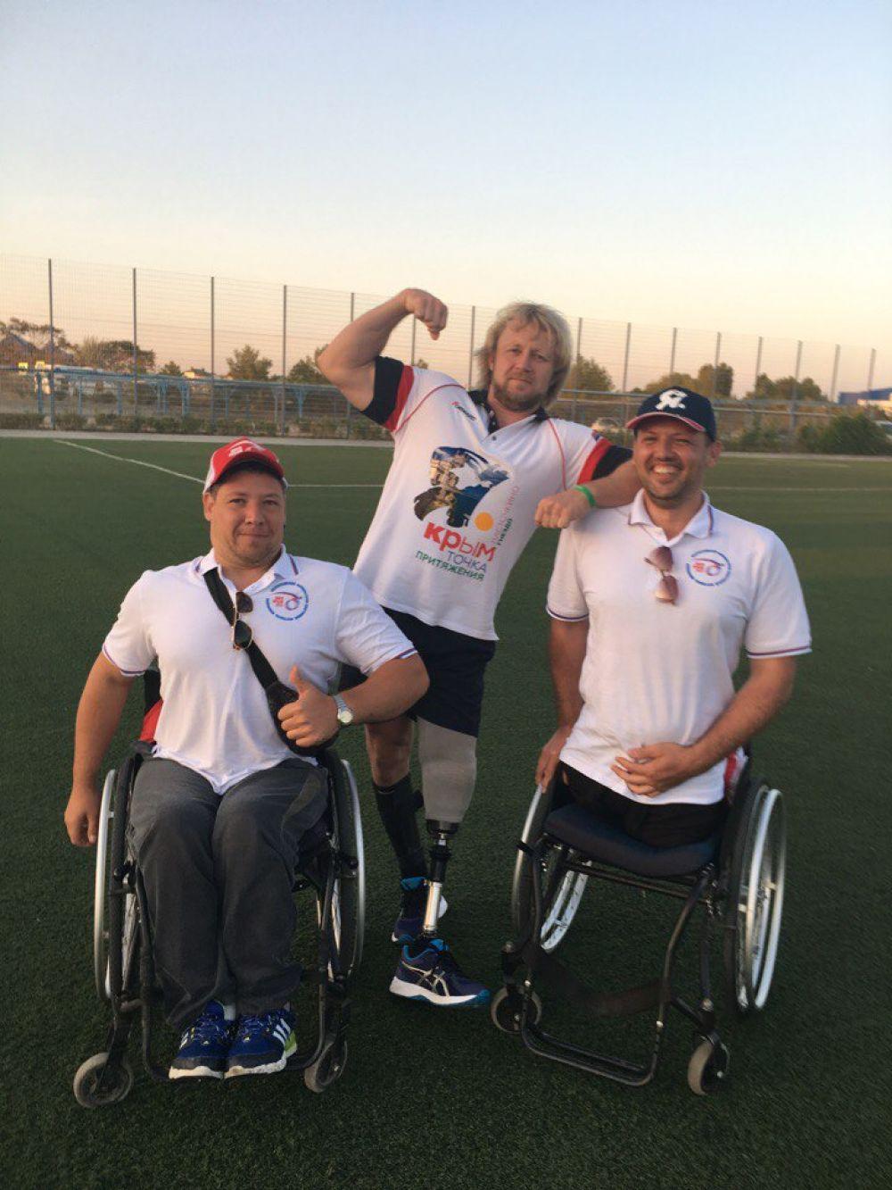 Феодосиец стал абсолютным победителем «ПАРА-КРЫМ 2017»