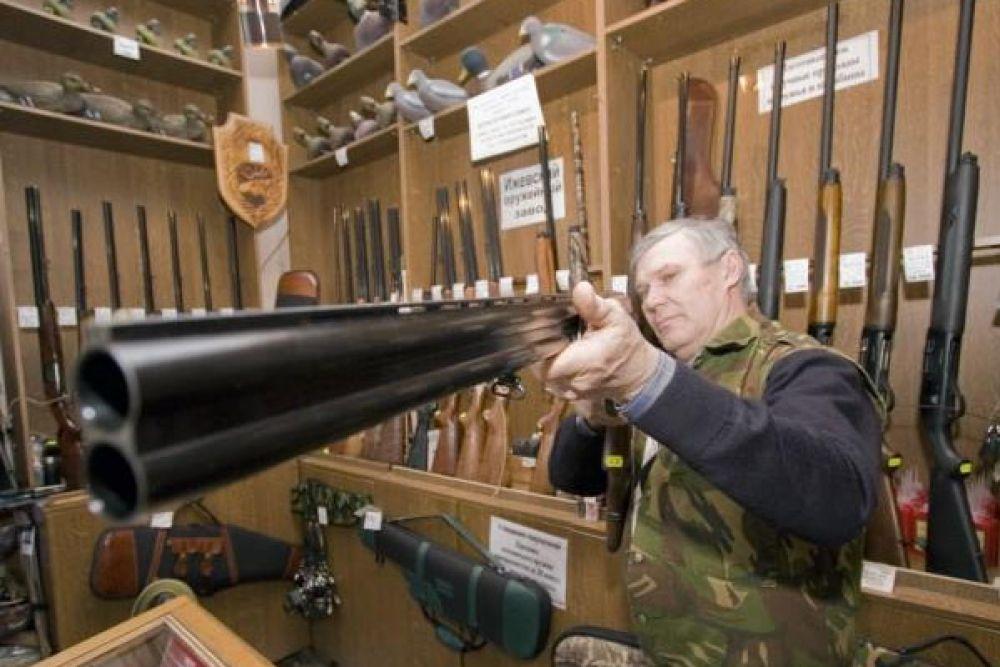 Подорожала лицензия на приобретение оружия