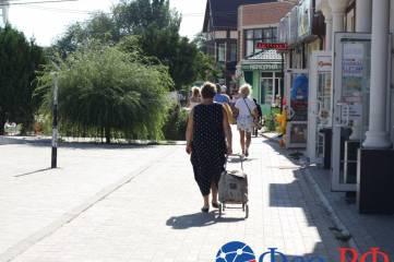 Прогуляемся по бульвару Старшинова, Феодосия