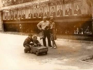 Феодосия, феодосийцы и гости города в советские годы