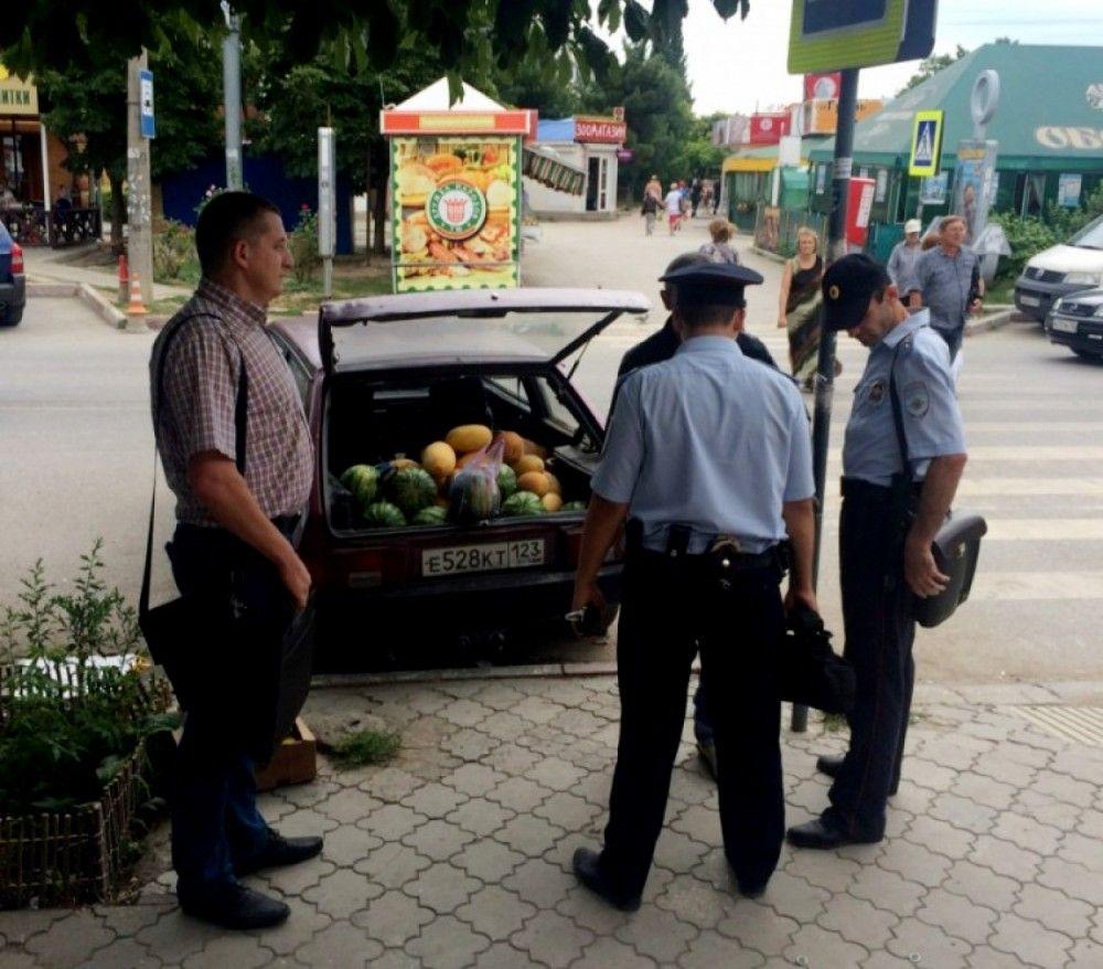 Увеличение штрафов не повлияло в Феодосии на число случаев незаконной торговли