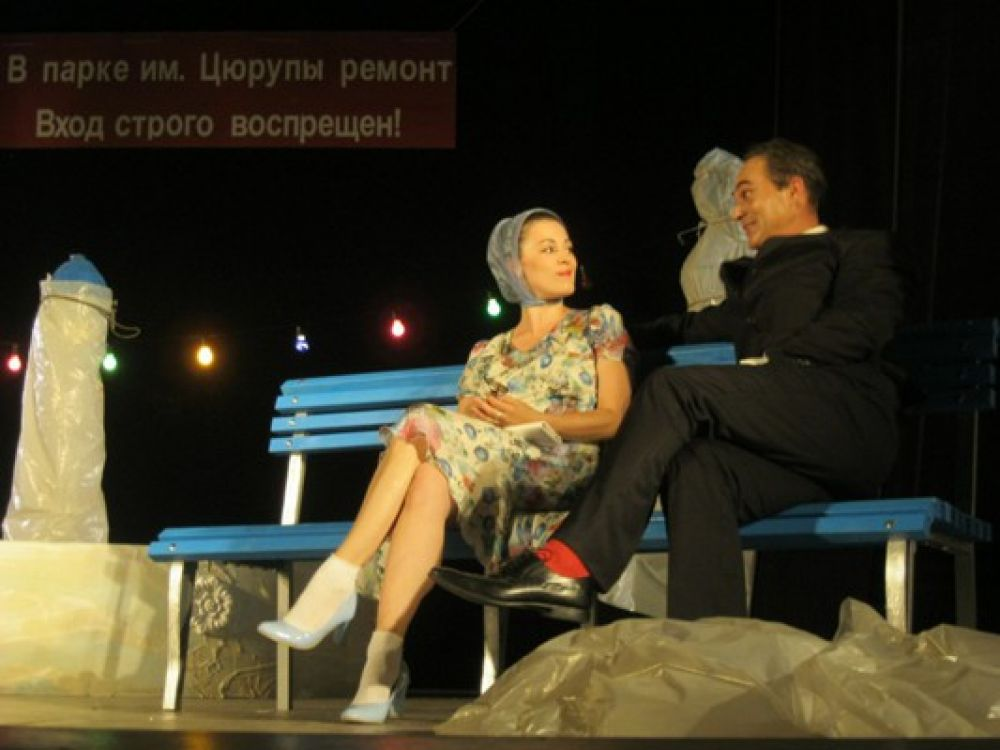 В Керчи состоится премьера спектакля «Он, Она и «Beatles»