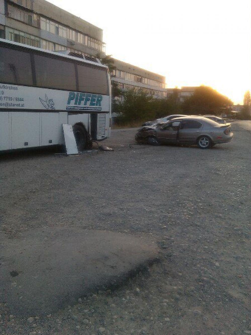 Стали известны подробности вчерашней аварии на Челноках в Феодосии