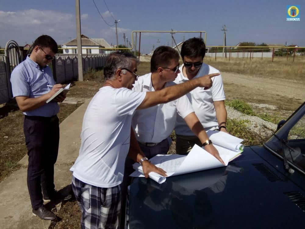 Власти Феодосии скоро дадут старт ремонту дорог в микрорайоне Аджиголь