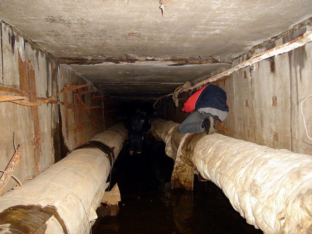Более 15 000 метров бесхозяйных тепловых сетей в Феодосии