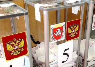 Голосование по поправкам в Конституцию в Крыму будет идти с 8 до 20 часов ежедневно