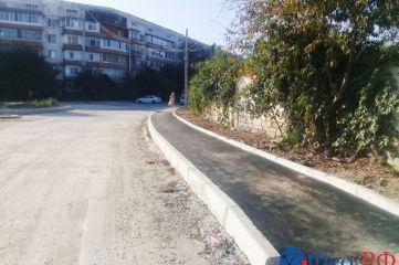 Новую дорогу в Ближних Камышах обещают доделать к октябрю