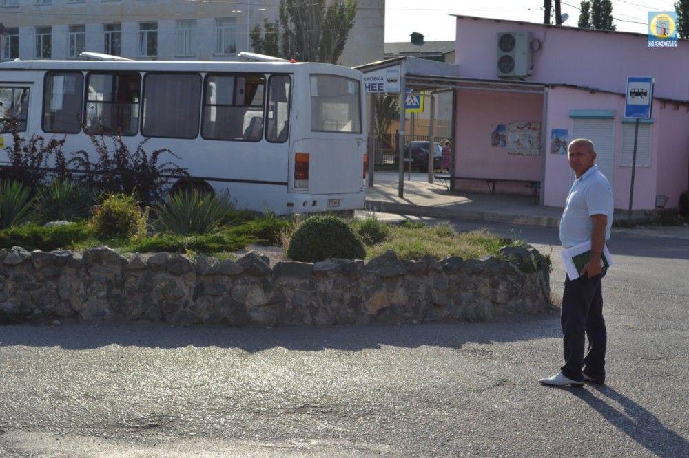В Феодосии подумывают продлить автобусный маршрут № 1