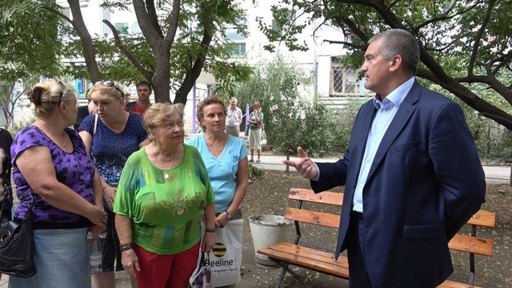 Аксенов будет инициировать служебное расследование в отношении прокурора Феодосии