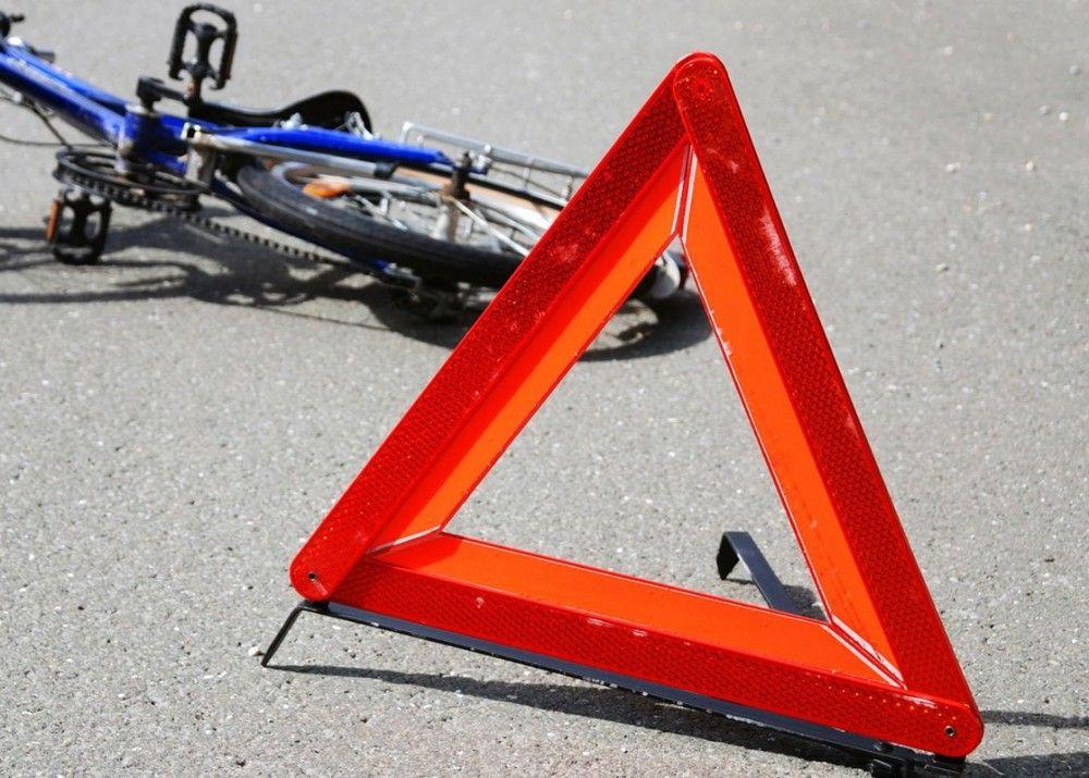 Велосипедист пострадал в дорожной аварии под Феодосией