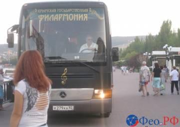 В Феодосии установили личность водителя-нарушителя