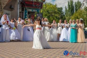 В Феодосию съезжались невесты с разных городов Крыма