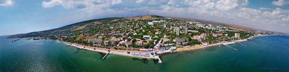 Власти Феодосии видят архитектуру города в единообразии
