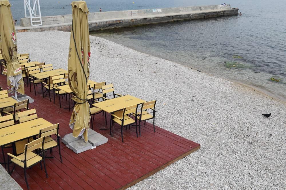 Пляжи Феодосии