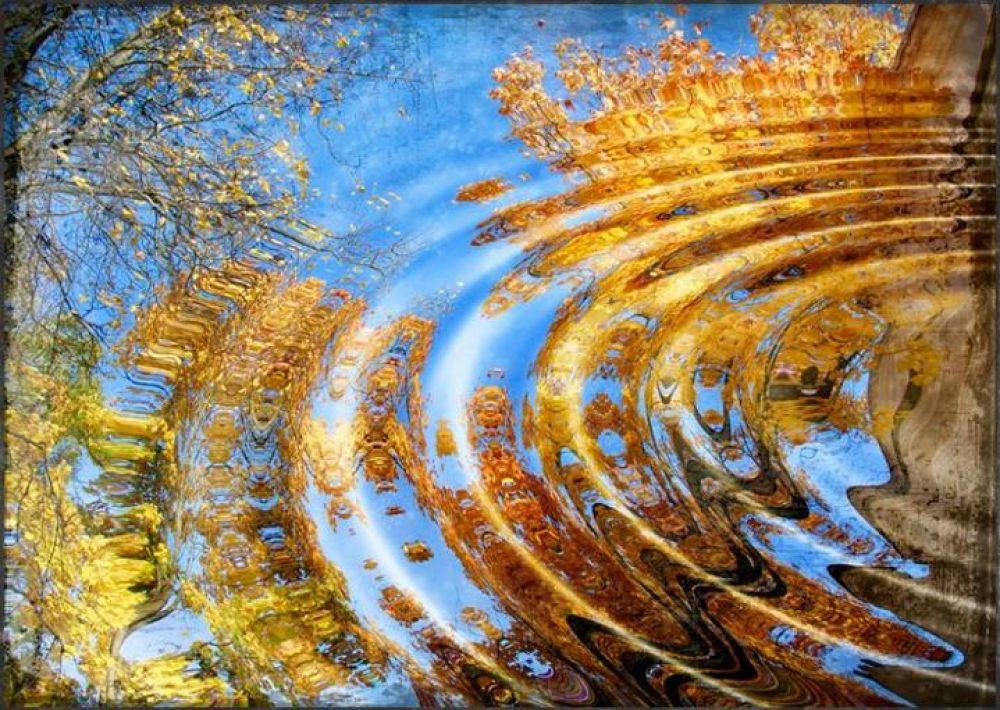 В Феодосии полноценная осень