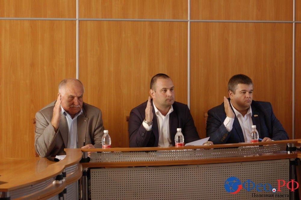 В комиссию для проведения конкурса на должность мэра утвердили четырех феодосийцев