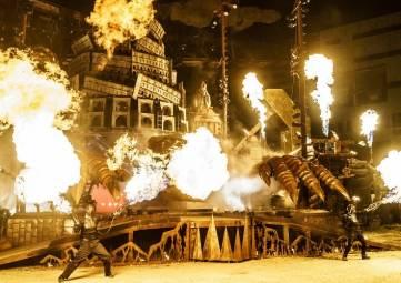 Байк-шоу мотоклуба «Ночные волки» пройдет под Севастополем 8-9 августа