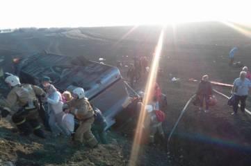 18 жертв по дороге на паром