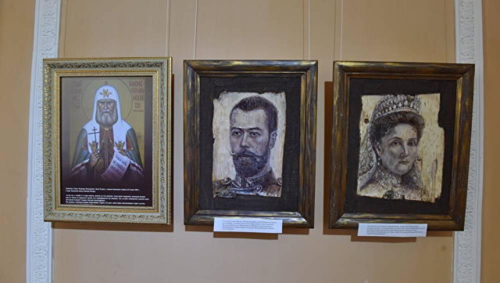 Феодосия принимает выставку о жизни Романовых после Октябрьской революции 1917 года