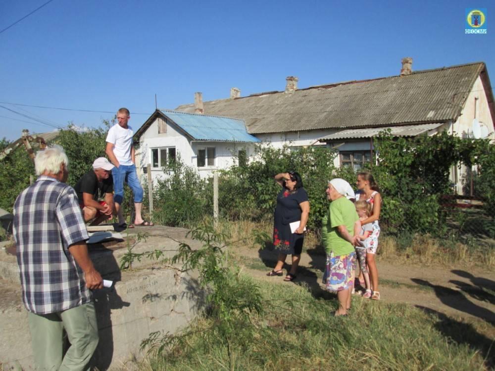 Власти отчитались о решении проблемы с водой в феодосийском селе Узловое