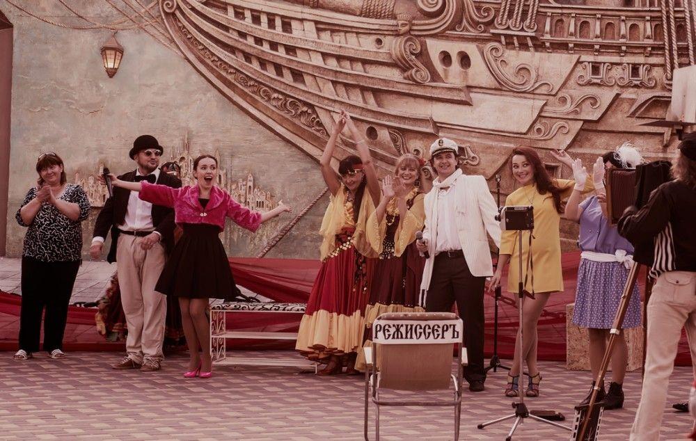 Сегодня феодосийский театр «Парадокс» открывает юбилейный сезон
