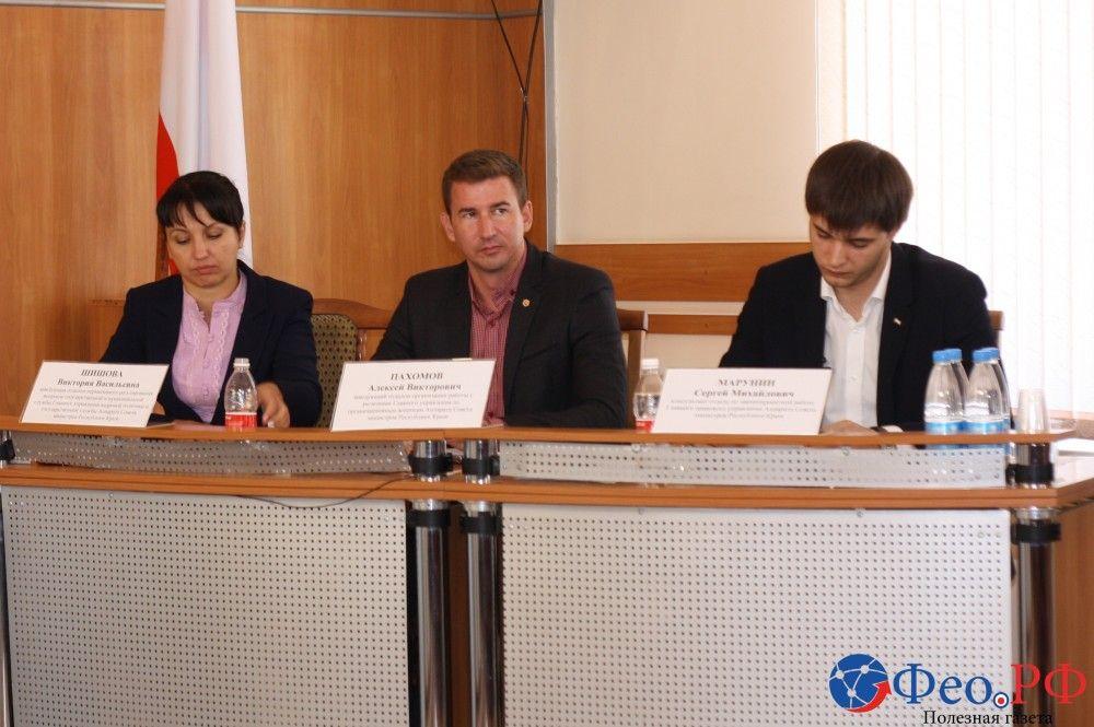 Подходит к концу конкурс на замещение должности мэра Феодосии