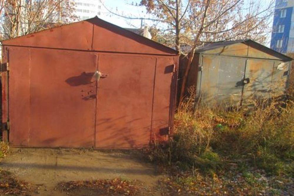 В Керчи снесут самовольные гаражи