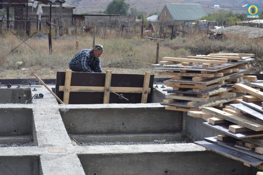 Строительство акушерского пункта начато в феодосийском селе Южное