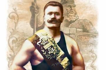 Спортивная карьера Ивана Поддубного началась в Феодосии