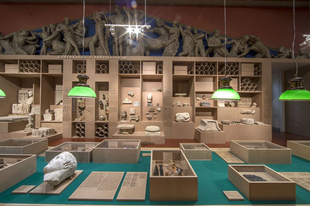Боги вернулись в экспозиции Восточно-Крымского музея-заповедника
