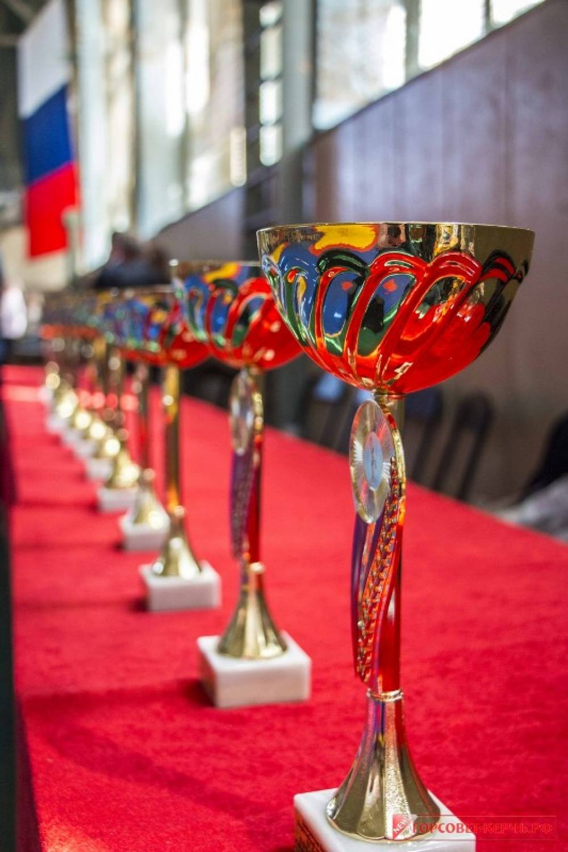 Всероссийский борцовский турнир в Керчи среди юношей назвал призёров