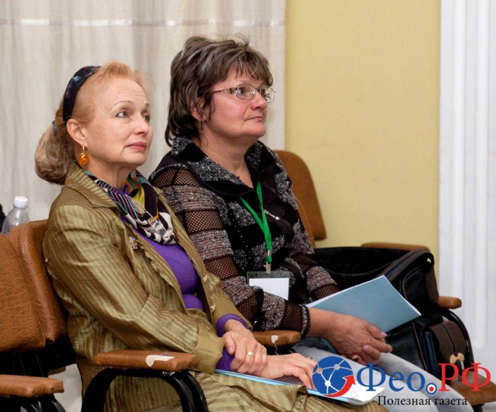В Феодосию приехала праправнучка основателя Карадагской научной станции