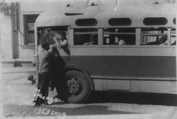 Феодосия и горожане на архивных фотографиях