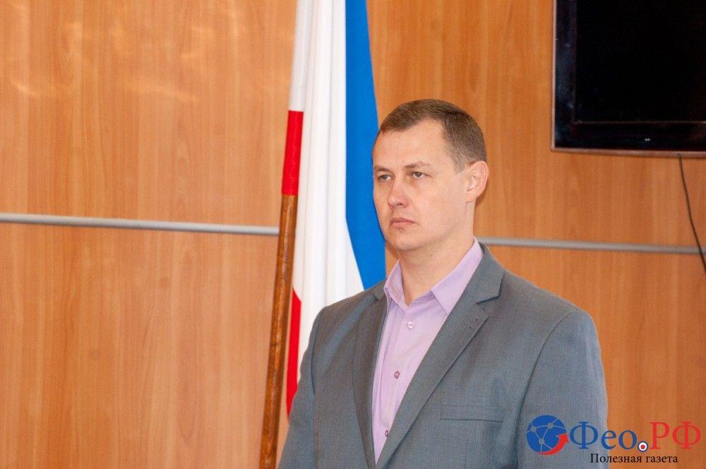 Арестованный в августе чиновник появился на совещании администрации города