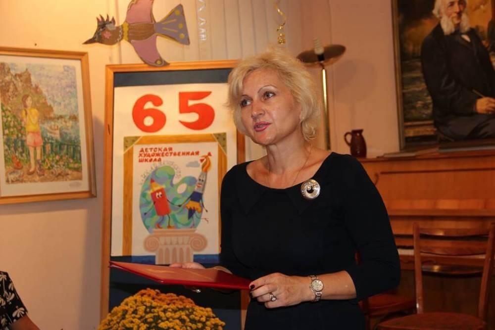 Феодосийская художественная школа отметила юбилей