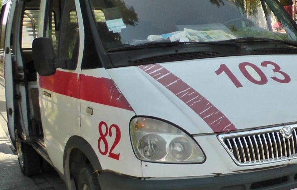 Нетрезвый лихач протаранил карету «Скорой помощи» под Феодосией