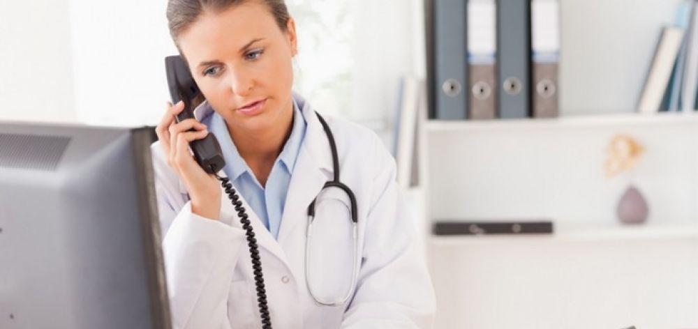 В детской поликлинике Феодосии предлагают консультацию по телефону?