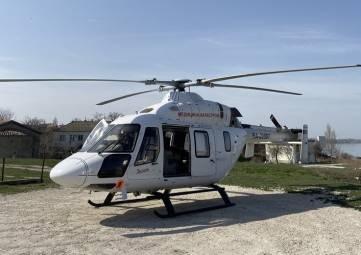 Власти Крыма определили проектировщика 20 вертолетных площадок для санавиации