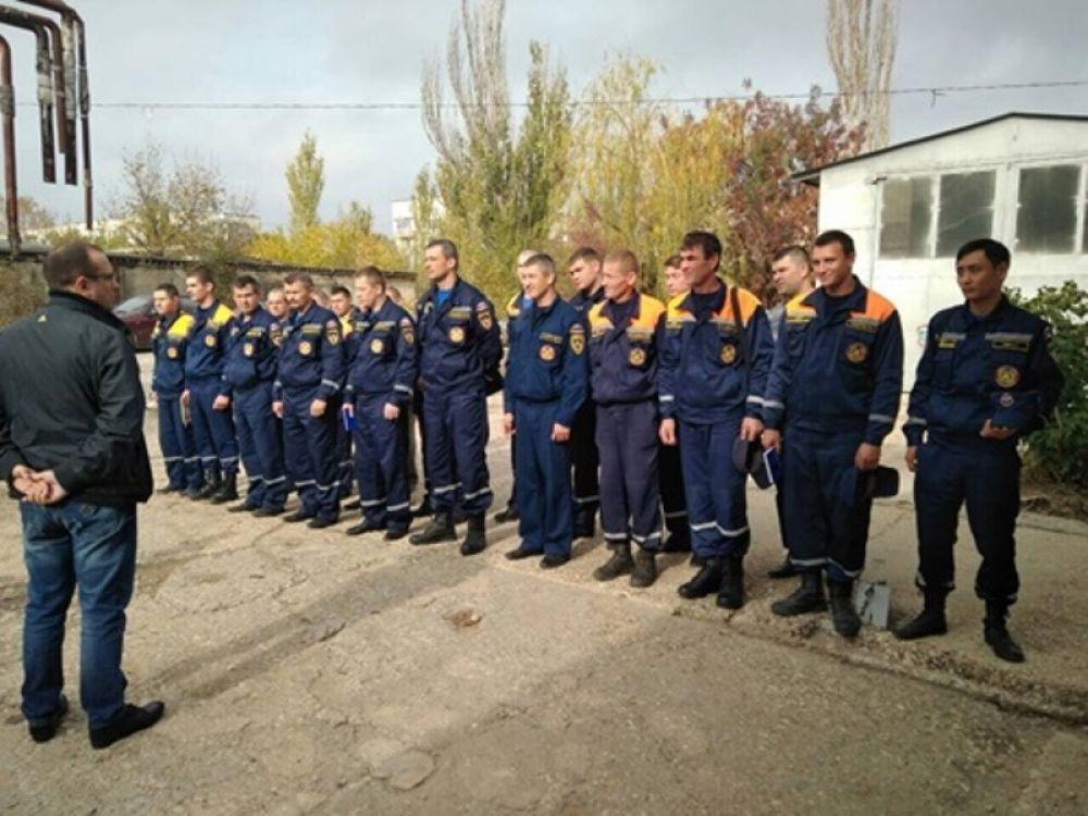 В Феодосии прошел семинар по организации служебной деятельности пожарной охраны (ФОТО)