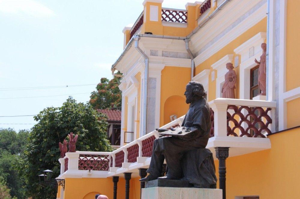 Феодосийская галерея Айвазовского станет главным художественным музеем Крыма